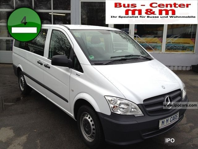 Mercedes-Benz Vito 110 2012 photo - 3