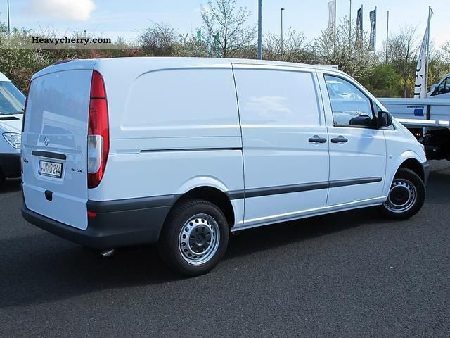 Mercedes-Benz Vito 110 2012 photo - 4