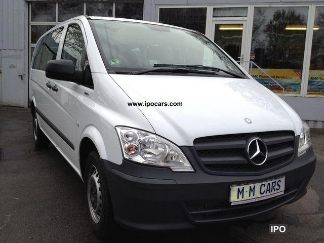 Mercedes-Benz Vito 110 2012 photo - 6