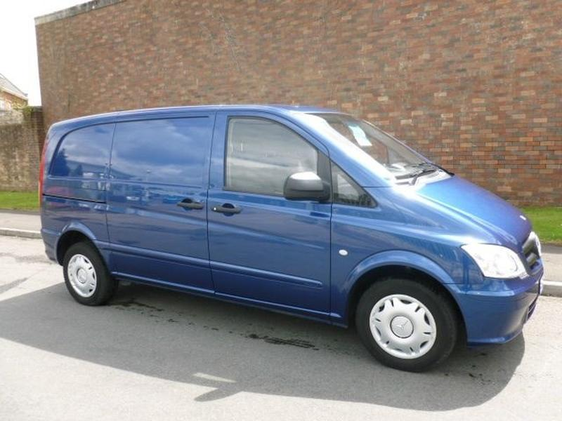 Mercedes-Benz Vito 110 2012 photo - 7