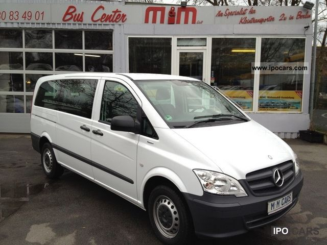 Mercedes-Benz Vito 110 2012 photo - 9