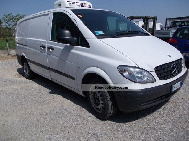 Mercedes-Benz Vito 111 2007 photo - 1