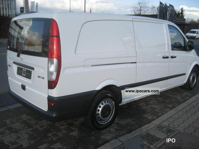 Mercedes-Benz Vito 111 2007 photo - 10