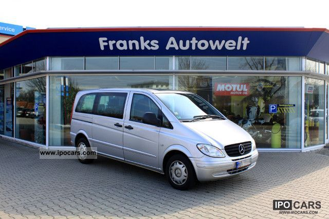 Mercedes-Benz Vito 111 2007 photo - 11