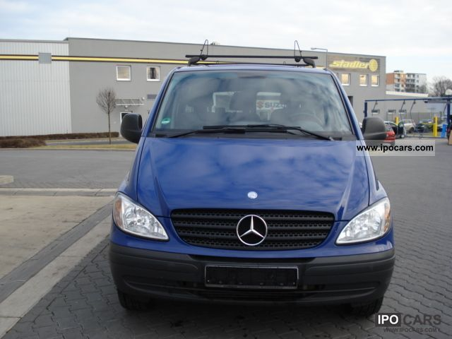 Mercedes-Benz Vito 111 2007 photo - 12