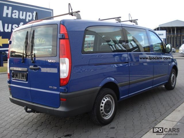 Mercedes-Benz Vito 111 2007 photo - 2