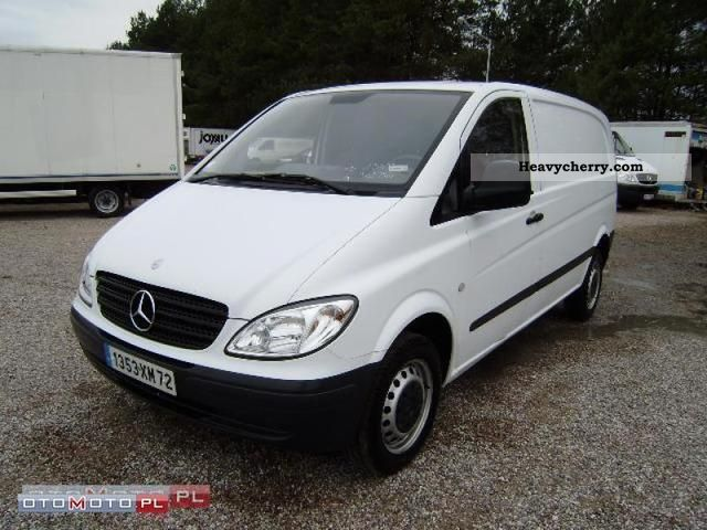 Mercedes-Benz Vito 111 2007 photo - 3
