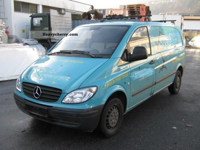 Mercedes-Benz Vito 111 2007 photo - 4