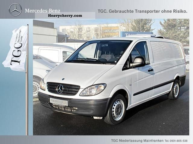 Mercedes-Benz Vito 111 2007 photo - 5