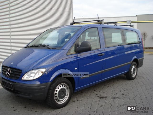 Mercedes-Benz Vito 111 2007 photo - 6