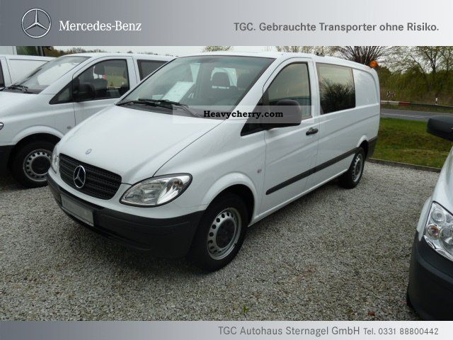 Mercedes-Benz Vito 111 2007 photo - 7