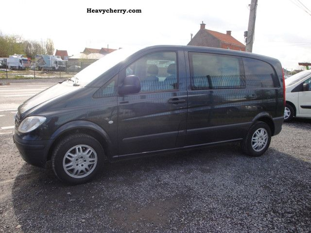 Mercedes-Benz Vito 111 2007 photo - 9