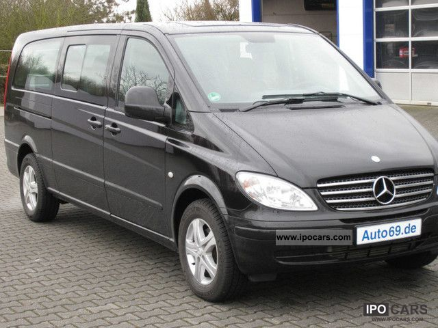 Mercedes-Benz Vito 111 2008 photo - 7
