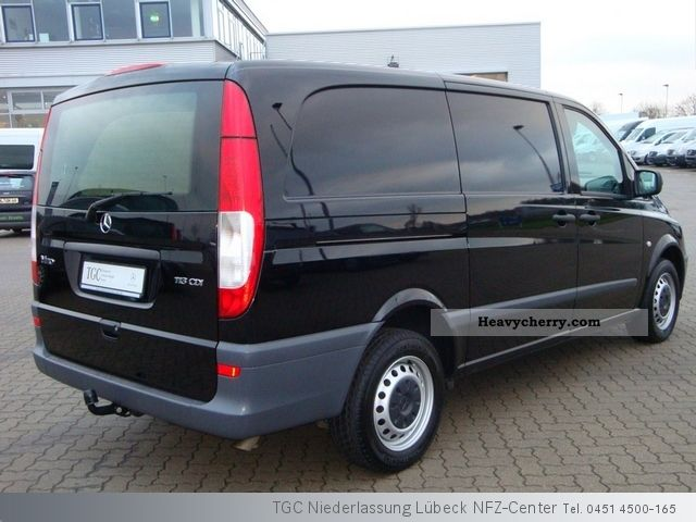 mercedes benz vito 113 2010 technical specifications interior and exterior photo. Black Bedroom Furniture Sets. Home Design Ideas