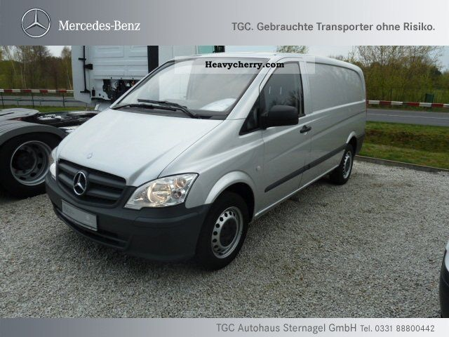 Mercedes-Benz Vito 113 2011 photo - 1