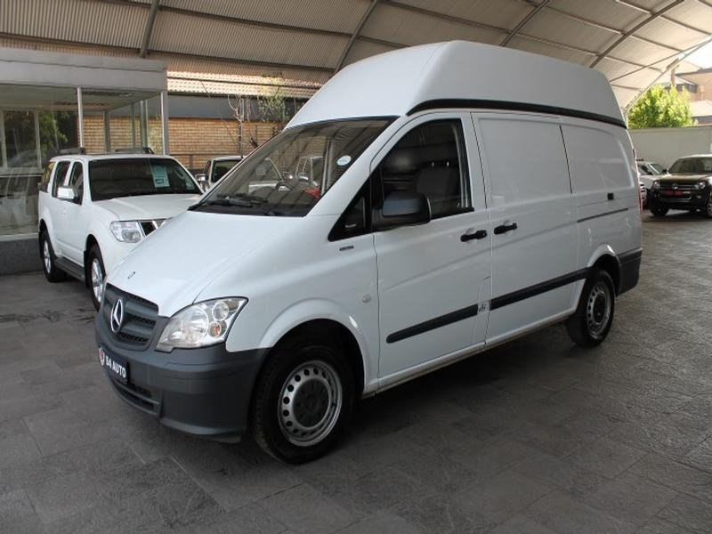 Mercedes-Benz Vito 113 2011 photo - 10