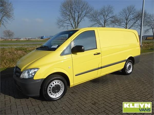 Mercedes-Benz Vito 113 2011 photo - 11