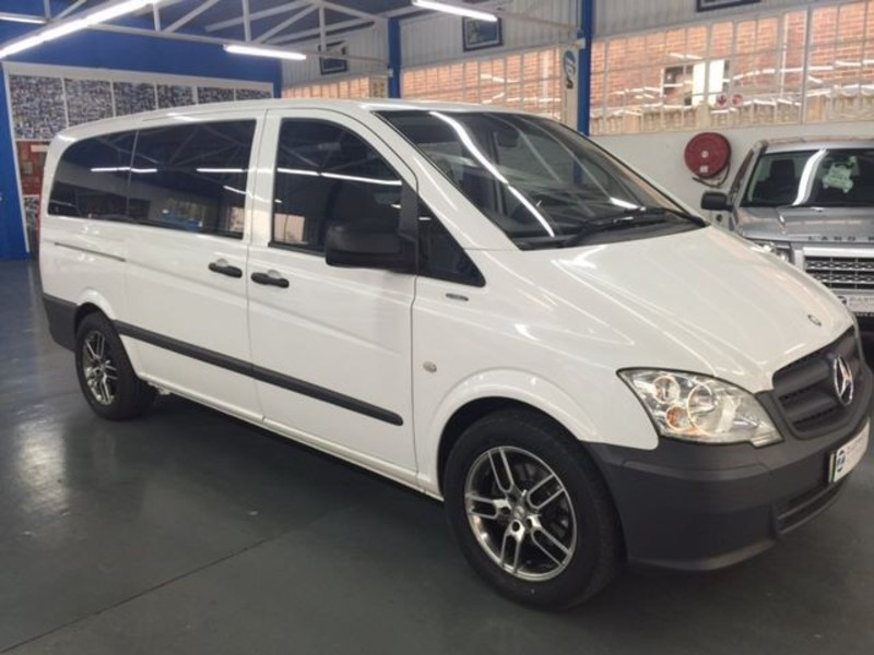Mercedes-Benz Vito 113 2011 photo - 3