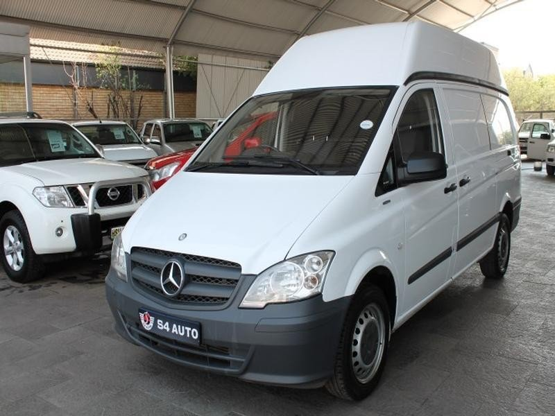 Mercedes-Benz Vito 113 2011 photo - 4