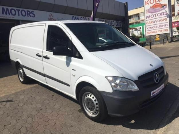 Mercedes-Benz Vito 113 2011 photo - 5