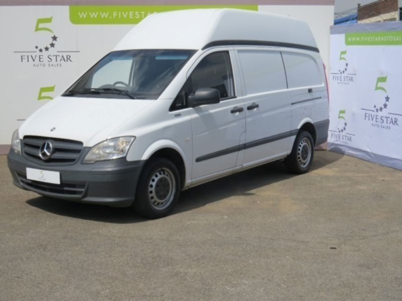 Mercedes-Benz Vito 113 2011 photo - 6