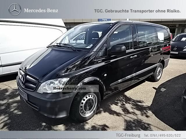 Mercedes-Benz Vito 113 2011 photo - 7