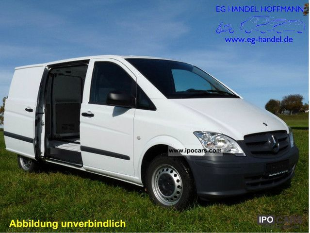 Mercedes-Benz Vito 113 2011 photo - 8