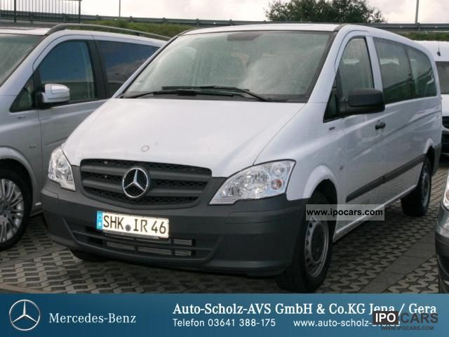 Mercedes-Benz Vito 113 2011 photo - 9
