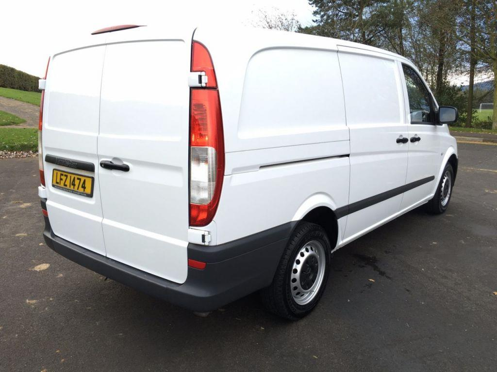 Mercedes-Benz Vito 113 2012 photo - 10