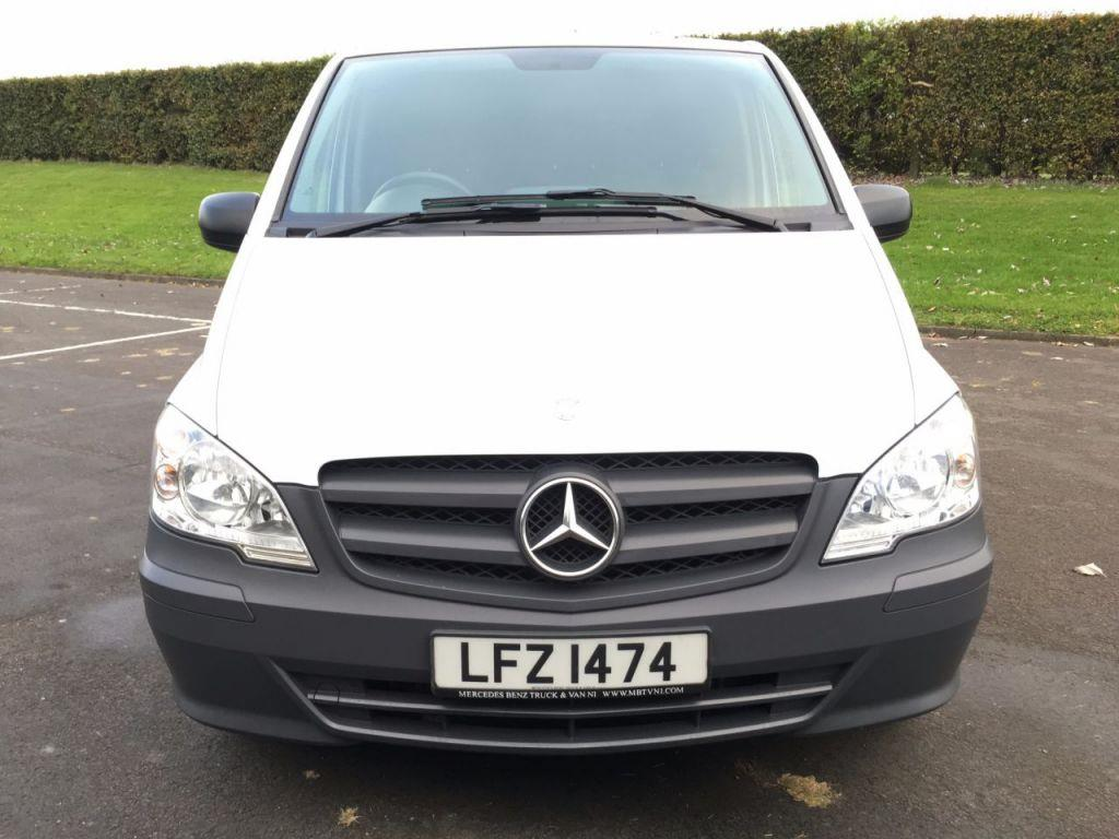 Mercedes-Benz Vito 113 2012 photo - 3
