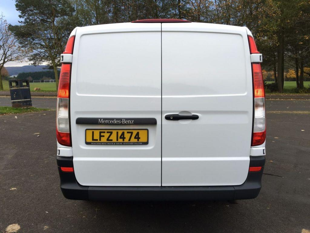 Mercedes-Benz Vito 113 2012 photo - 5