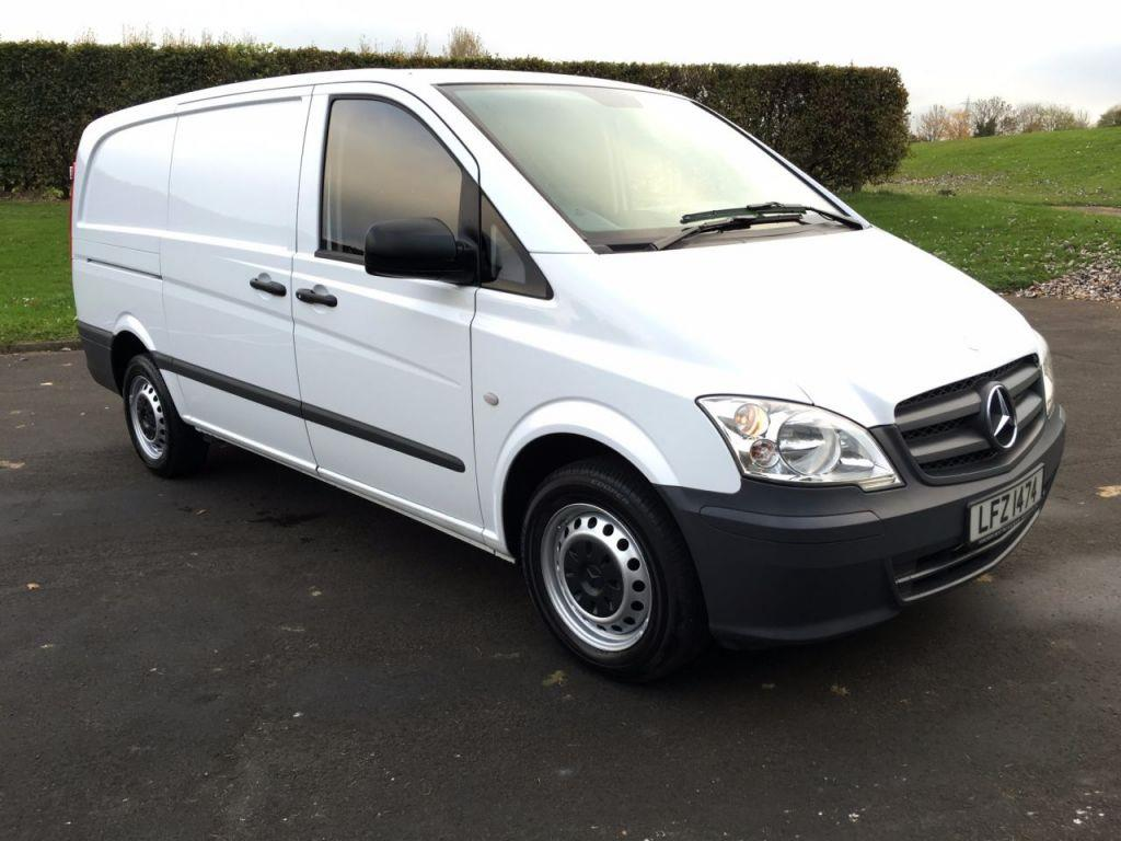 Mercedes-Benz Vito 113 2012 photo - 6