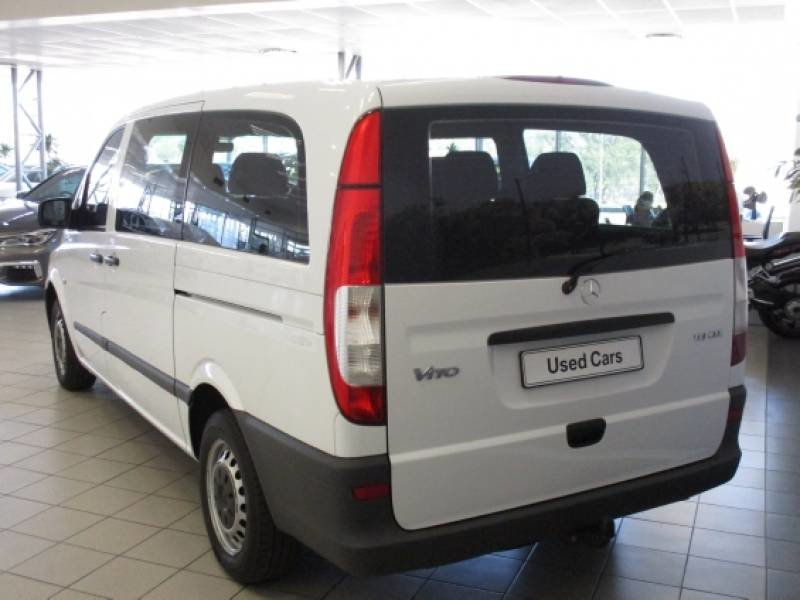 Mercedes-Benz Vito 113 2012 photo - 7
