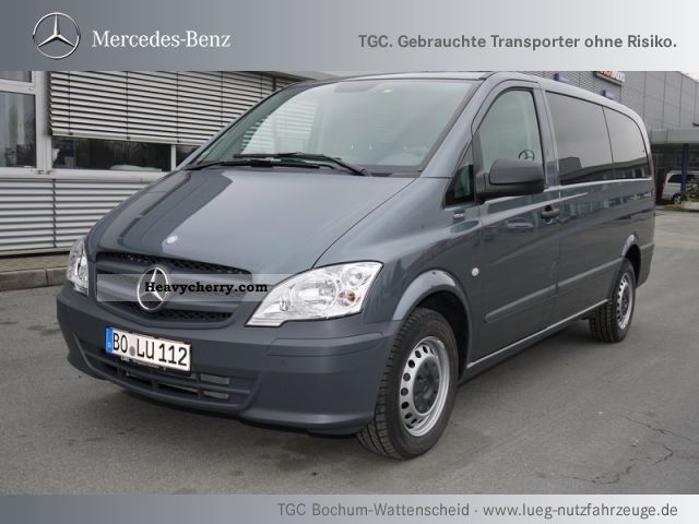 Mercedes-Benz Vito 113 2012 photo - 8