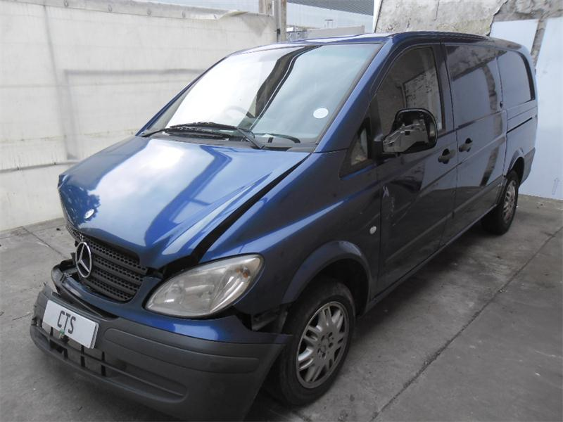 Mercedes-Benz Vito 115 2003 - Technical specifications