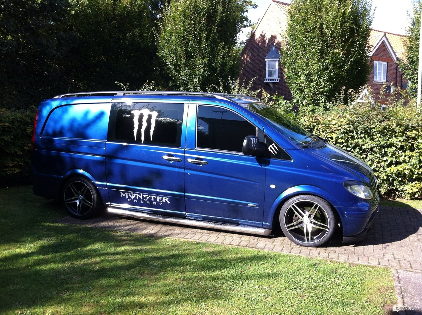 Mercedes-Benz Vito 115 2006 photo - 1