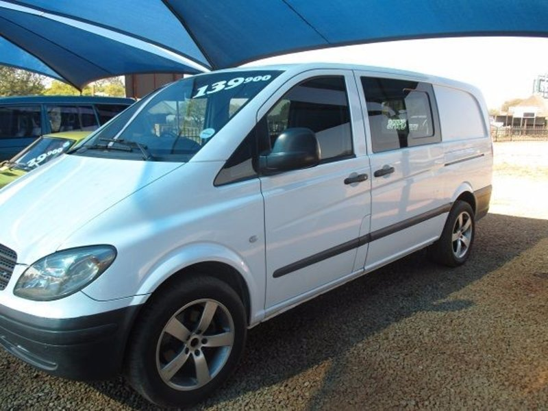 Mercedes-Benz Vito 115 2006 photo - 10
