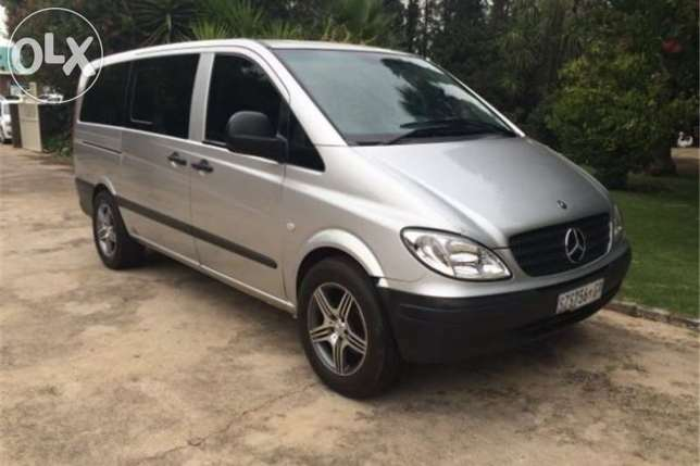 Mercedes-Benz Vito 115 2006 photo - 4