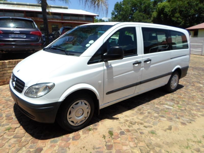 Mercedes-Benz Vito 115 2006 photo - 5