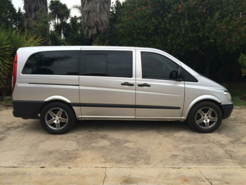 Mercedes-Benz Vito 115 2006 photo - 6