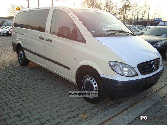 Mercedes-Benz Vito 115 2006 photo - 7