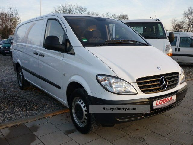 Mercedes-Benz Vito 115 2006 photo - 8