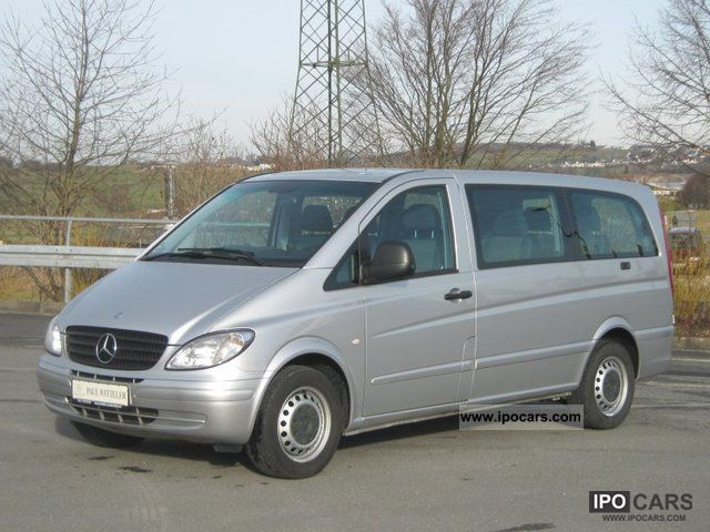 Mercedes-Benz Vito 115 2006 photo - 9