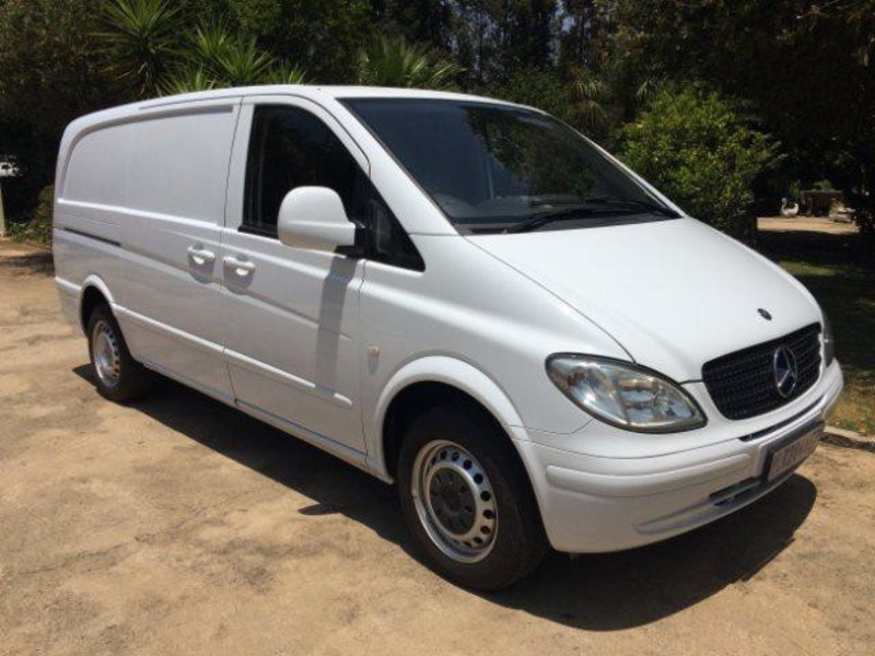 Mercedes-Benz Vito 115 2009 Technical specifications ...