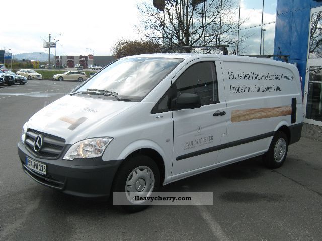 Mercedes-Benz Vito 116 2012 photo - 10