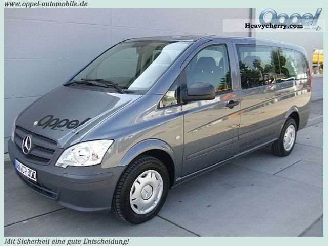 Mercedes-Benz Vito 116 2012 photo - 11