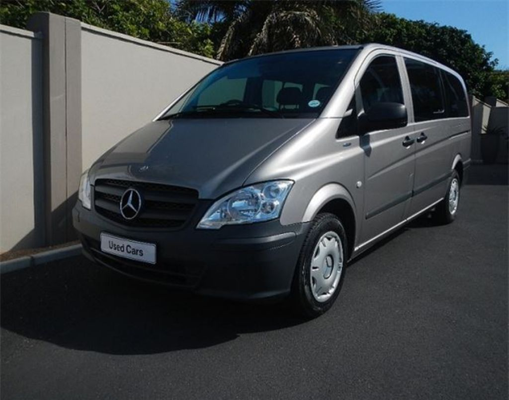 Mercedes-Benz Vito 116 2012 photo - 12