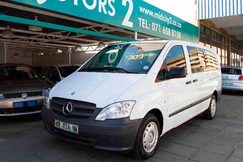 Mercedes-Benz Vito 116 2012 photo - 2