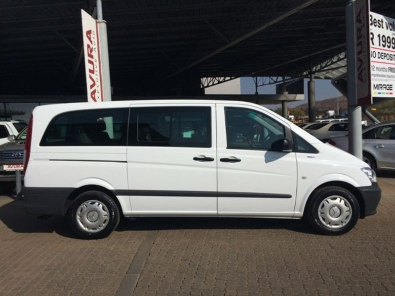 Mercedes-Benz Vito 116 2012 photo - 3