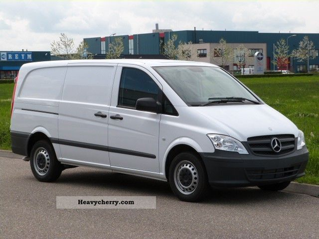 Mercedes-Benz Vito 116 2012 photo - 4